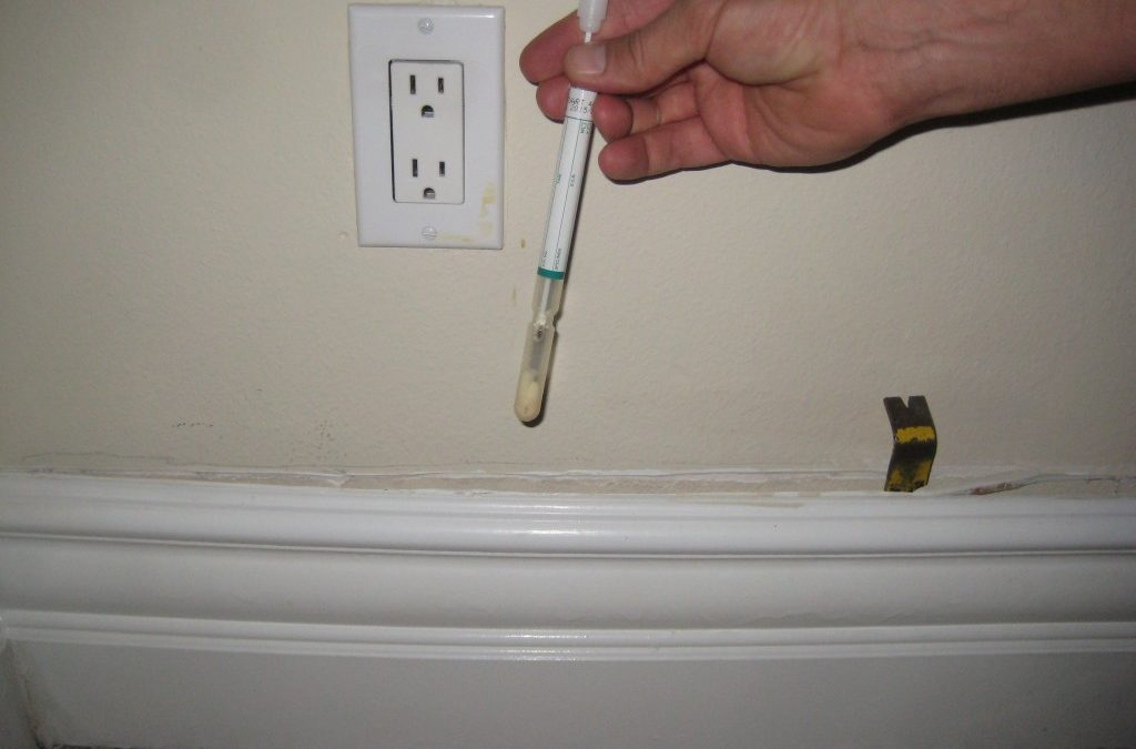 Mold testing losangeles by ceritifed mold inspector